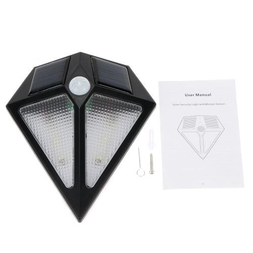 LIXADA 6LEDs Solar Powered Lamp