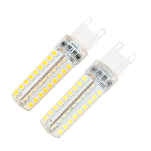 220V G9 Base 2835 SMD LED Silica Gel Mini Corn Light Bulb for Pendant Chandelier Desk Table Decoration Lamp