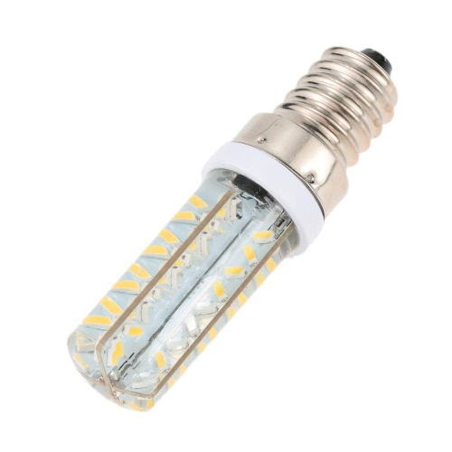220V E14 винт база 3014 SMD LED кремния гель мини-кукурузы лампочки кулон люстра лампа таблицы украшения
