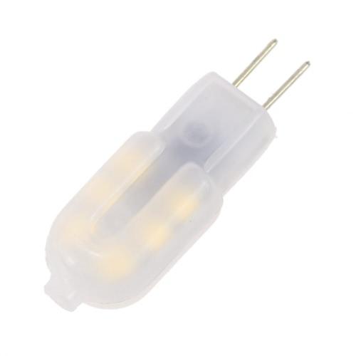220V G4 Pin Base 2835 SMD LED Silica Gel Mini Corn Light Bulb for Pendant Chandelier Desk Table Decoration Lamp