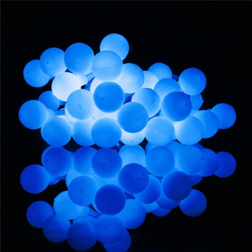 20/30/40 Pcs Globe String Twinkle Luces