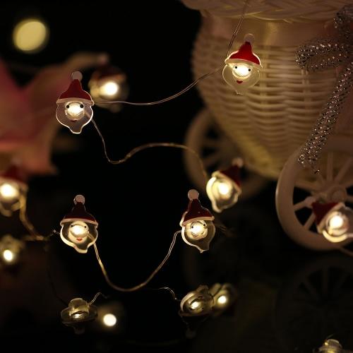 Imagen de Iluminación de vacaciones 20 LED