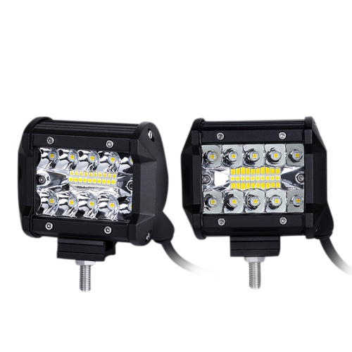 Tri-row LED Spot Beam Off-road Driving Lamp