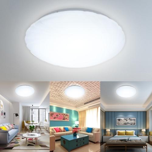 Appareil d'éclairage rond circulaire de plafonnier de 12W LED