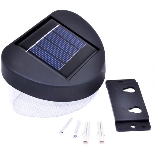 Наружная солнечная лампа 2 светодиода Светильник для домашнего использования