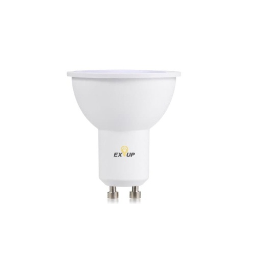 220-240V 7W GU10 Bombillas LED Lámpara de foco Bombilla