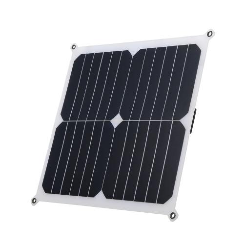 Portable del cojín del panel de la energía de la energía solar del diseño de la resistencia de agua de DC6V 14W IP66