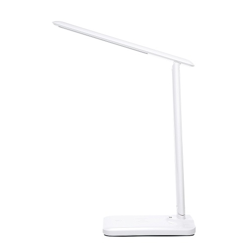 LED Desk Lamp with Wireless Charging USB Charging Port Night Light