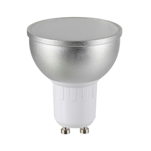 2pcs AC85-265V 6W GBW WIFI conectó la luz inteligente