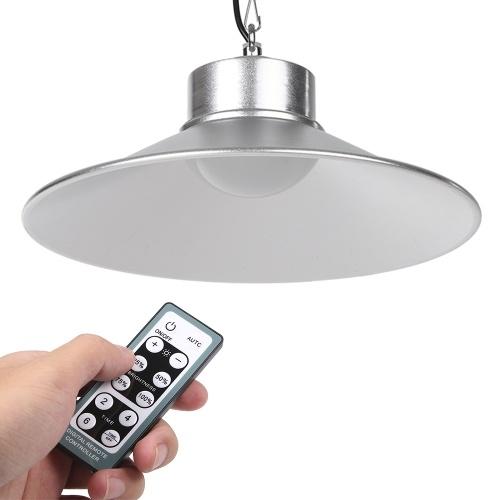 Plafoniera ad energia solare a 28 LED