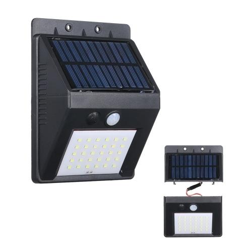 20 LEDs de luz solar dividida S