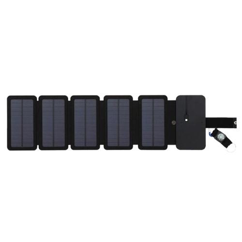 Cargador de energía solar al aire libre
