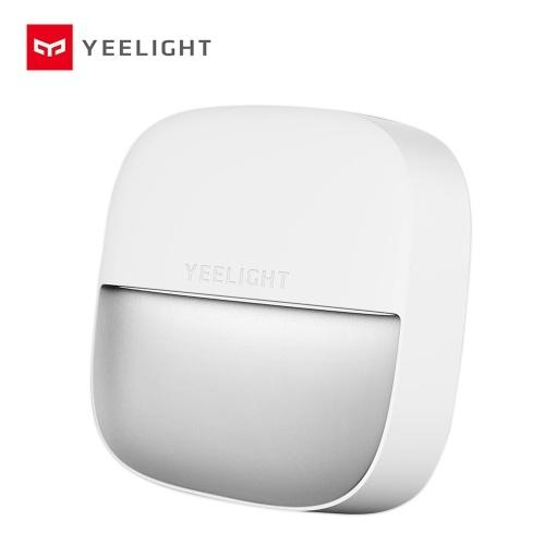 Yeelight Plug-in LEDs Night Light Warm White Energy Saving Lighting Sensor for Living Room Bedroom Hallway Stairs (200-220V, CN Plug)