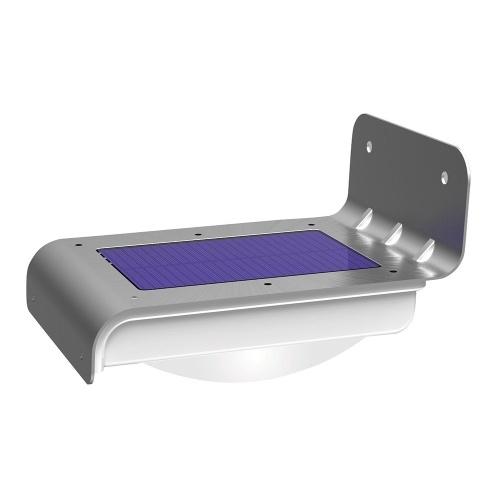 ソーラーエネルギーモーションセンサーガーデンセキュリティランプ