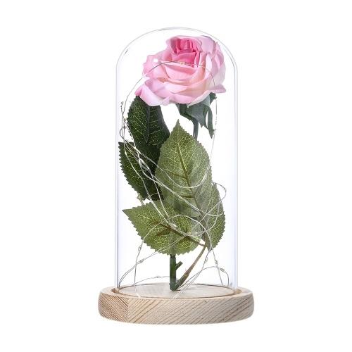 Empfindliche romantische kleine Nachtlampe