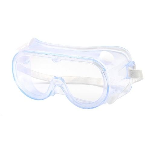 Safety Goggles Transparent Protective Glasses Eyewear-Prevent Anti-UV Anti-splash Anti-scratch Anti-shock Eye Protection
