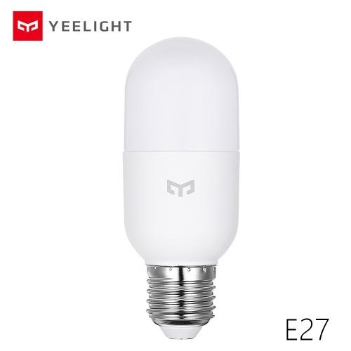 Yeelight AC220V 4W Intelligent Light Bulb 2700-6500K 450LM Candle Lamp Mesh Edition App/Voice Control(Xiaomi Ecosystem Product)