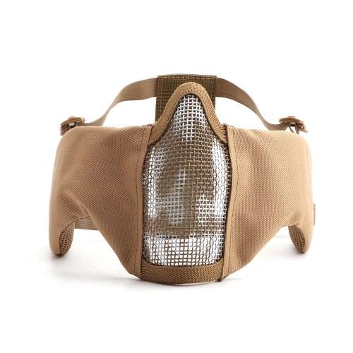 ZL-V12 Half-face Mesh Mask