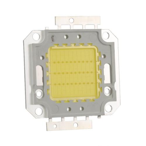 30W LED haute puissance intégré lampe perle Taïwan importé puce 860-900mA 32-34V 2800-2900LM pour projecteur réverbère de la minière