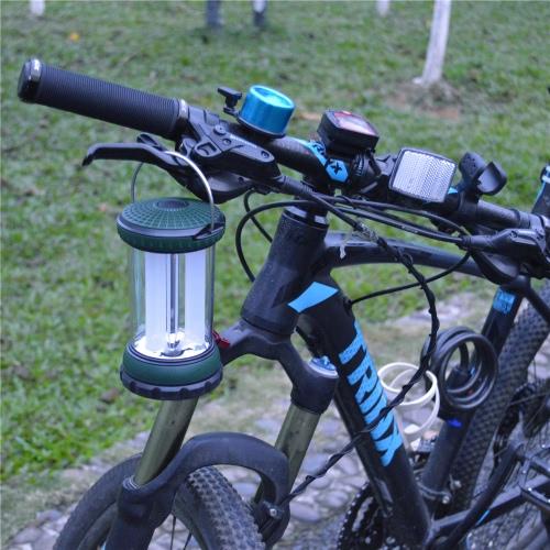 De alta calidad LED tienda de campaña de camping de tres modos portátiles portátiles al aire libre impermeable lámpara de pesca de caballería nocturna linterna