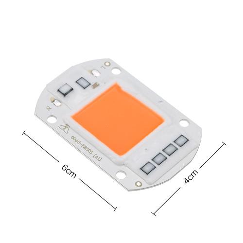 20W 30W 50W Full Spectrum High Power LED Chip