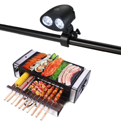 LED Multifunktionale Dimmbare Sensitive Touch Control Grill Licht