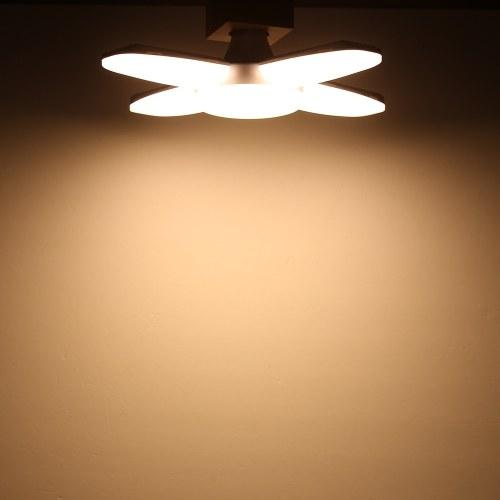 60W 85-265V 3000-3500K Sichere tragbare energiesparende zusammenklappbare Garagenlampe