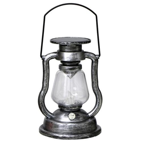 Подвесные свечи на солнечных батареях Ретро светодиоды Масляная лампа Мерцающая беспламенная для патио, сада, двора, палатки