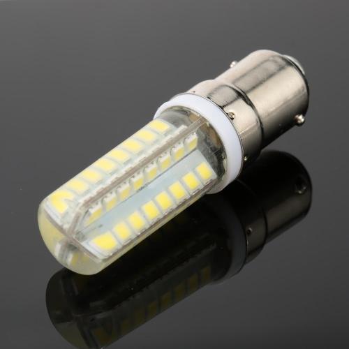 220V B15 штык базовый 2835 SMD LED кремния гель мини-кукурузы лампочки кулон люстра лампа таблицы украшения