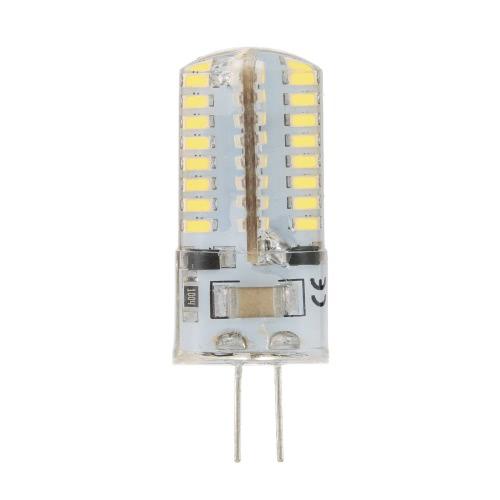 220V G4 Pin Base 3014 SMD LED Silica Gel Mini Corn Light Bulb for Pendant Chandelier Desk Table Decoration Lamp