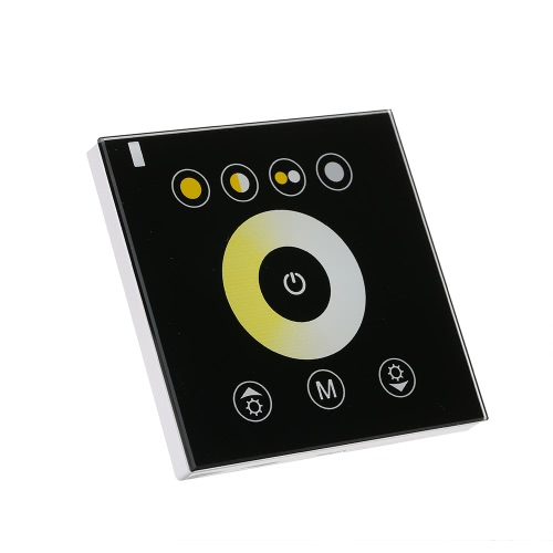 LED Glass Touch Panel Dimmer Controller