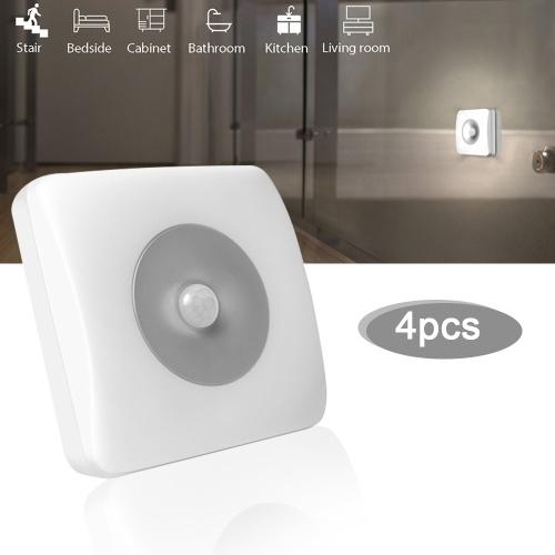 Automatic Light Motion Sensor PIR Sensoring Indoor Night Light