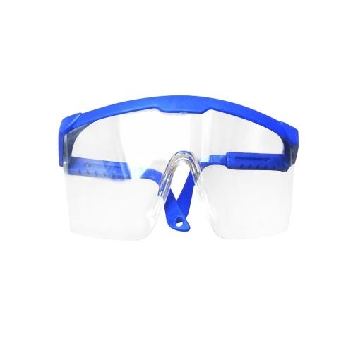 Прозрачные прозрачные защитные очки фото