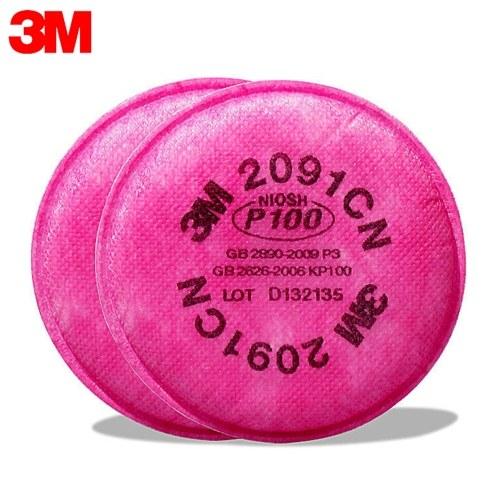 Filtro antiparticolato in cotone con filtro 3M 2091 2PCS