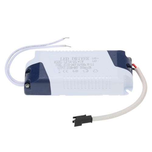 AC100-240V DC58-85V LED Driver Power Supply Adapter Transformer Switch for Spotlight Ceiling Down Lamp