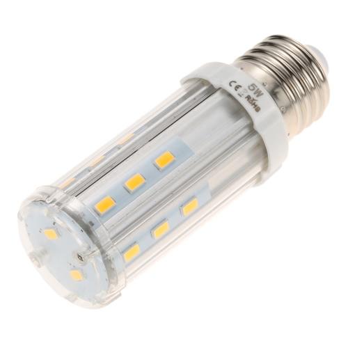 85-265V E27 винт база SMD 5730 LED лампочки кукурузы для падение кулон лампа таблицы настенные украшения