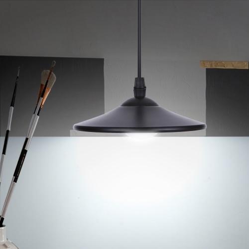 3W al aire libre colgante de energía solar 4 LED arrojar luz