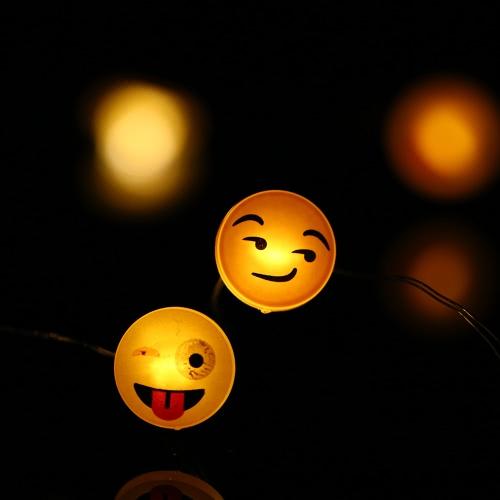 Feiertags-Beleuchtung 20 LED-Hauptweihnachtsdekorative Lichter Innen