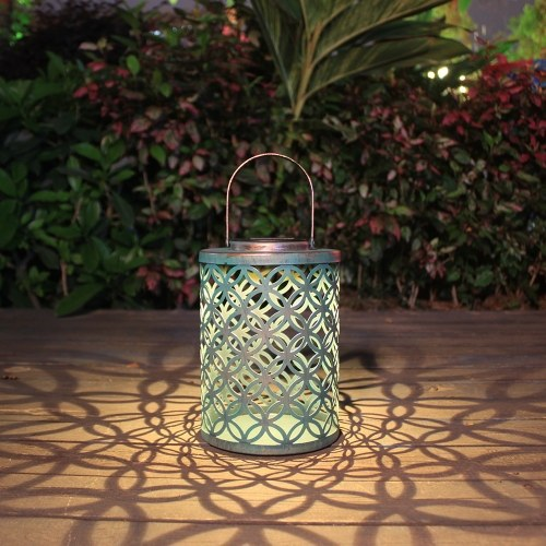 Tomshine Solar Powered LED Light Lamp IP44 Water Resistance Rechargeable Portable Wireless for Garden Patio Courtyard Outdoor
