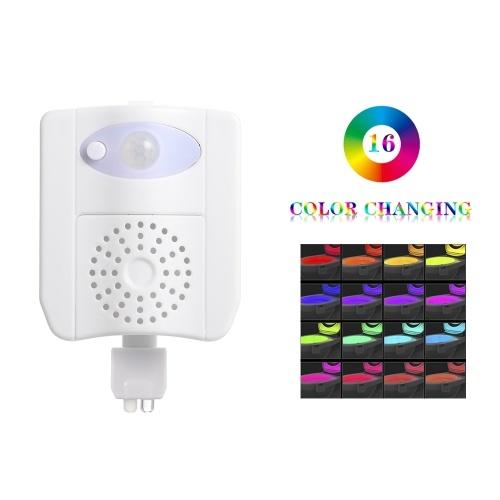 Светодиодный свет для туалета Гибкая гибкая палка с ультрафиолетовой стерилизационной лампой