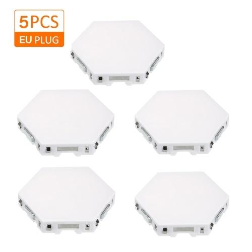 Applique murale à LEDs Éclairage d'ambiance blanc Toucher Contrôle Commande Éclairage Lampe de pièce Décoration de la maison
