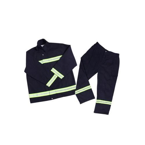 Огнестойкая одежда Огнестойкая одежда Огнестойкая водонепроницаемая теплостойкая защитная одежда Пальто Брюки Противопожарное оборудование