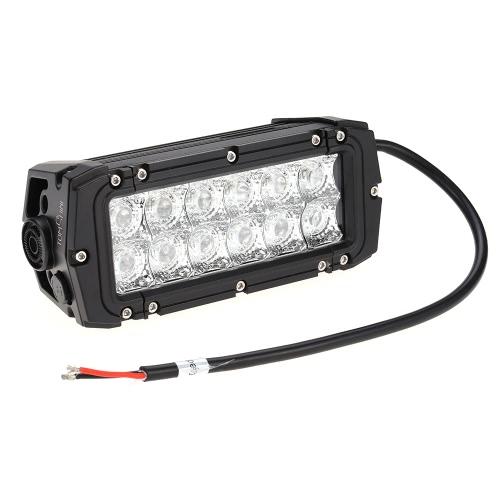 Tomshine 36W 12 светодиодов 2520LM DC10-30V Бездорожье Light Bar IP65 Водонепроницаемость сфокусированного луча для Jeep SUV автомобилей Грузовик Трактор Лодка шины Вождение Work Light