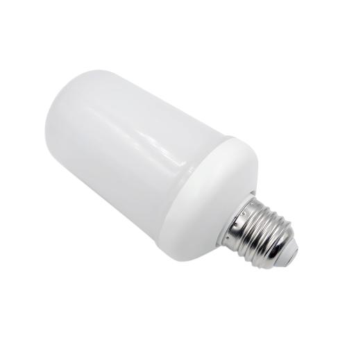 Żarówka LED E27 SMD2835 z efektem płomienia