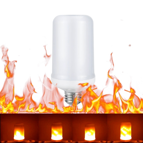 Tomshine E26 LED Fire Effect Light Bulb