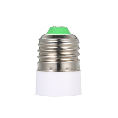 E27 - E14 Базовый гнездо Светодиодный светильник Ламповый адаптер Конвертер Splitter
