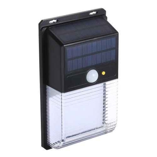 36 LEDs Solar Wandleuchte