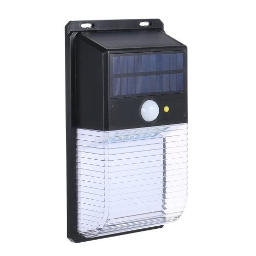 36 LEDs Solar Wall Light
