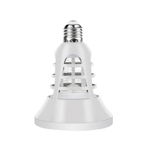 Lampadina per piante a LED 8W Lampada anti-zanzara UV Lampada per zanzare Zapper per tenda da coltivazione Fiori succulenti Piante da appartamento Verdura (AC110V E26)