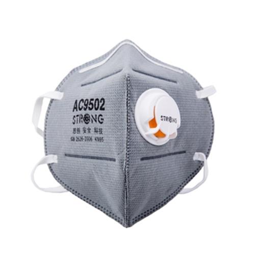Respirador de partículas STRONG ST-AC9502L 10 piezas